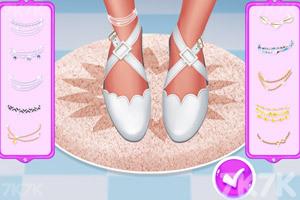 《夏季單鞋設計》截圖2