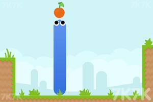 《小蛇吃苹果》截图3