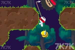 《兔子武士大冒险2》游戏画面1