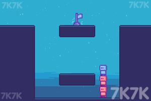 《机器人夺旗》游戏画面2