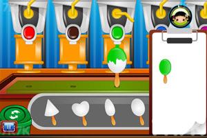 《夏日冷饮店》游戏画面2