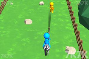 《騎馬的弓箭手》游戲畫面1