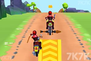 《摩托飞车挑战赛》截图1