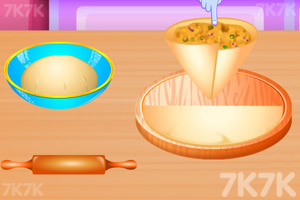 《厨房烹饪大全》游戏画面3