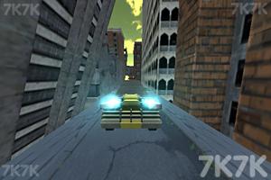 《城市赛车特技》截图2