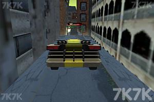 《城市赛车特技》截图5