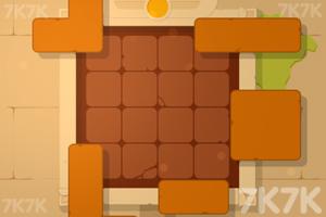《拼几何图块》游戏画面3