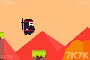 《忍者跳跳跳》游戏画面1