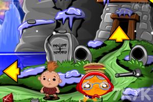 《逗小猴开心系列434》游戏画面1