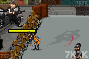 《黑色枪战》游戏画面2