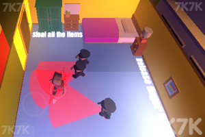 《小小盗贼》游戏画面2