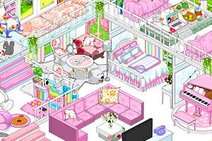 豪华公主卧室2