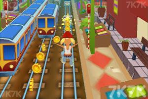 《新地铁跑酷》截图4