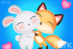 《兔子闺蜜野炊》游戏画面2