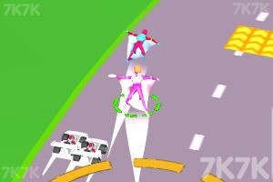 《狂野滑翔賽車》游戲畫面2