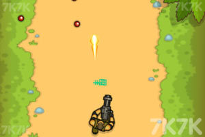 《狂暴的战士》游戏画面2