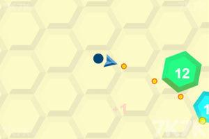 《碰撞球》游戲畫面1