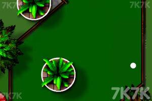 《迷你高尔夫赛》游戏画面2