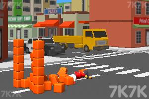 《新街頭跑酷》游戲畫面4