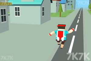 《喷气跳远》游戏画面5