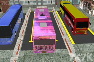 《城市公交车》游戏画面1