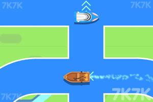 《快艇运输》游戏画面2