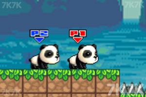 《小熊猫大冒险》游戏画面2