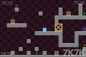 《跳跳方块冒险》游戏画面3