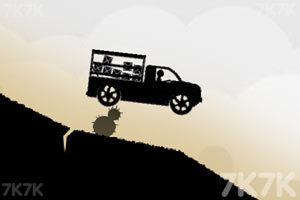 《火柴人疯狂货车2》游戏画面2