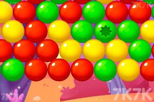 《欢乐消气泡》游戏画面3