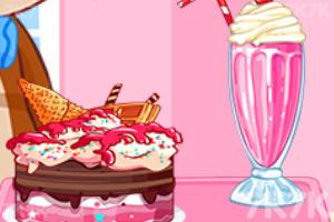 《经营美食城》游戏画面1
