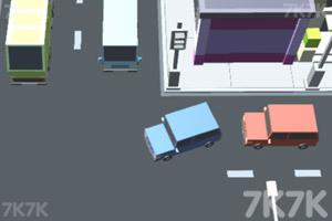 《见缝插车》游戏画面3