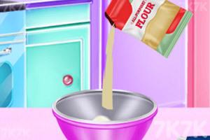 《梦幻公主蛋糕》游戏画面6
