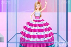 《梦幻公主蛋糕》游戏画面4