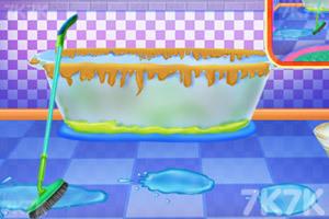 《改造公主浴室》游戏画面2