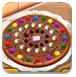 巧克力比萨饼