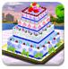 四层婚礼蛋糕