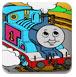小火车托马斯上色