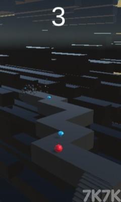 《小球途径》游戏画面1