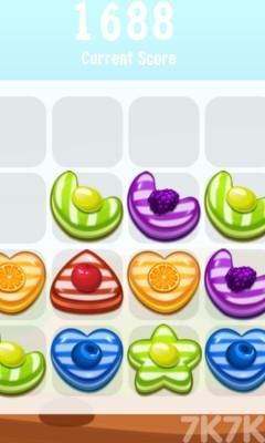 《2048糖果分解》游戏画面4