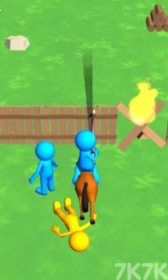 《骑马的弓箭手无敌版》游戏画面4