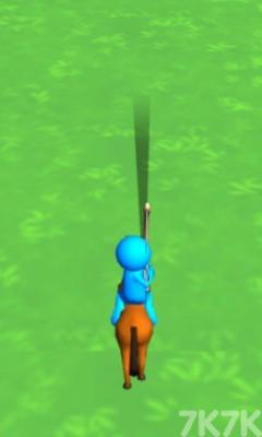 《骑马的弓箭手无敌版》游戏画面1