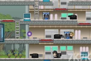 《僵尸保卫者》游戏画面1