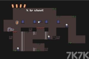《谩骂左轮》游戏画面2