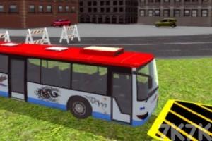 《巴士泊车场》游戏画面1