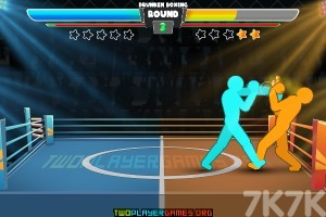 《橙蓝对决》游戏画面2
