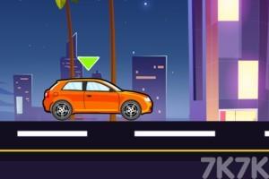 《极速赛车挑衅赛》游戏画面1