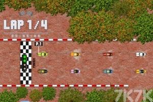 《GT赛车越野赛》游戏画面1