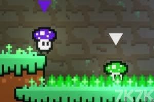 《蘑菇兄弟历险记》游戏画面3