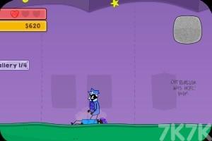 《夜盗博物馆》游戏画面4